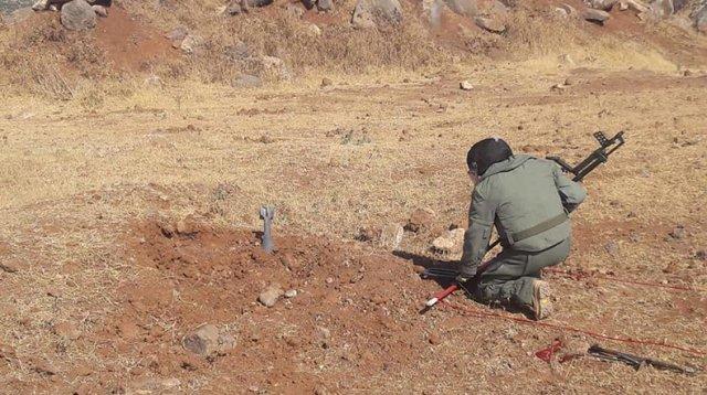 Армянские саперы в Сирии разминировали 28063 кв. м территории