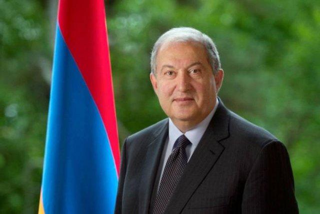 Армен Саркисян направил послание участникам и гостям VII летних Панармянских игр