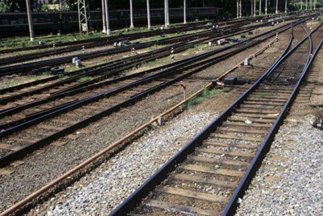 Работники строящейся железной дороги на западе Грузии объявили забастовку