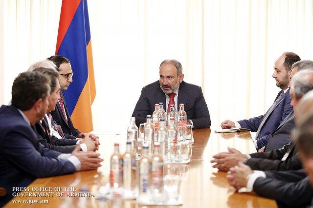 Никол Пашинян: Считаю очень символичным, что 7-е Всеармянские летние игры проходят в Степанакерте