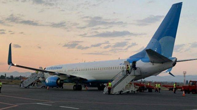 Сатеник Ованнисян: В аэропорту «Ширак» в Гюмри никогда не возникало проблем с недоливом топлива