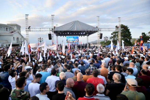 В основе общеармянской повестки должно быть развитие Армении и Арцаха