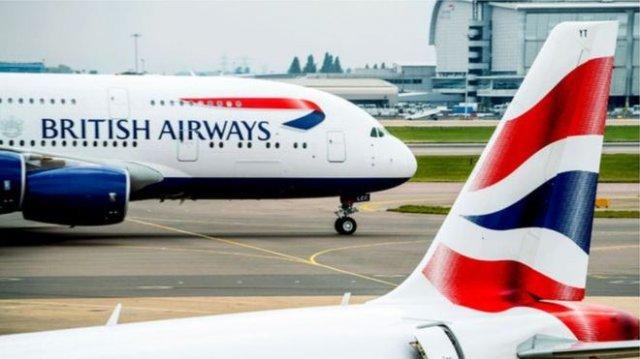 Десятки рейсов British Airways отменены или задержаны из-за компьютерного сбоя