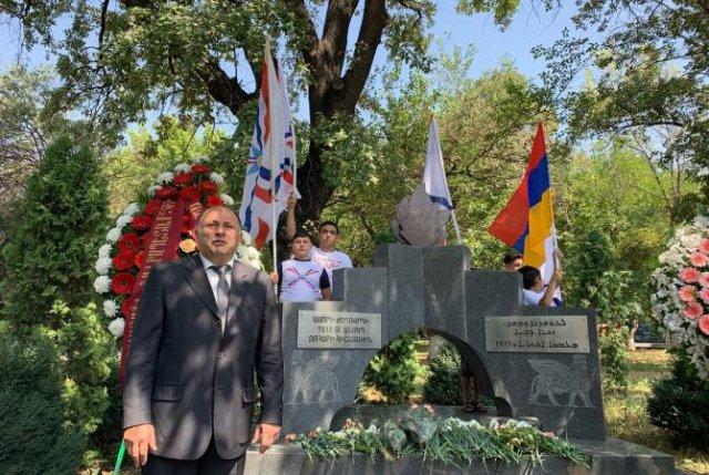 Ассирийцы почтили память жертв Геноцида ассирийского народа