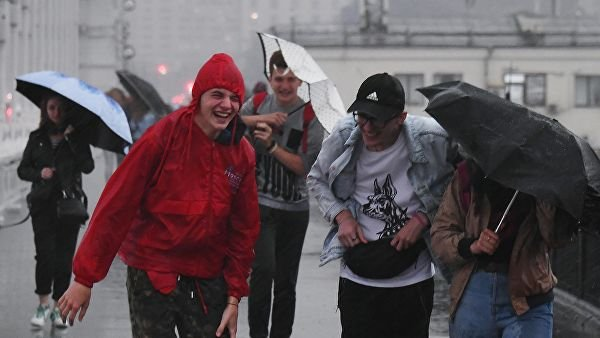 Синоптики предупредили москвичей о погодном коллапсе