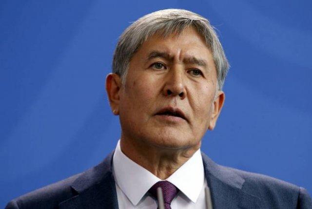 Экс-президент Киргизии признался, что стрелял по спецназовцам во время штурма