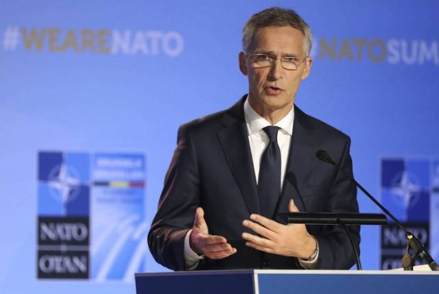Генсек НАТО заявил, что альянс не видит угрозы от ОДКБ