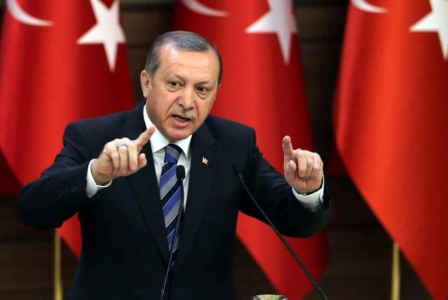 Турция не признает аннексию Крыма: Эрдоган