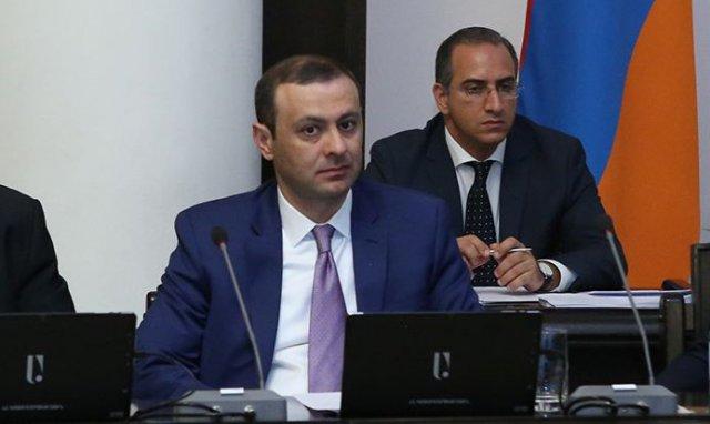 Армен Григорян: Некоторые экспертные круги неправильно восприняли месседжи, озвученные Николом Пашиняном
