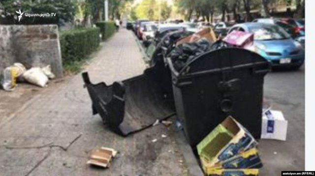 Компания «Санитек»: До сих пор наши предложения мэрии Еревана остаются без ответа