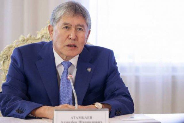 Экс-президенту Киргизии предъявили обвинение в коррупции