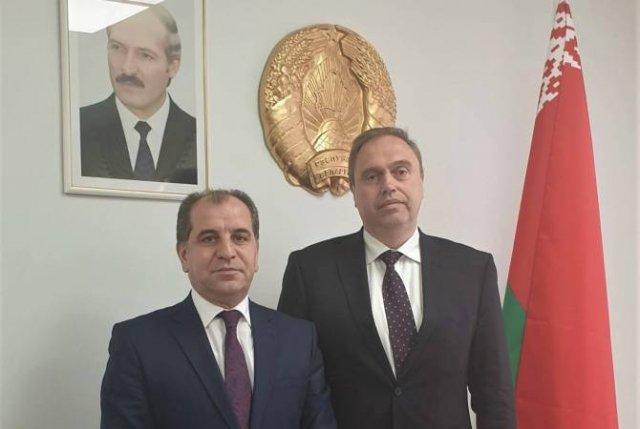 Посол РА обсудил с министром здравоохранения Беларуси вопросы сотрудничества в этой сфере
