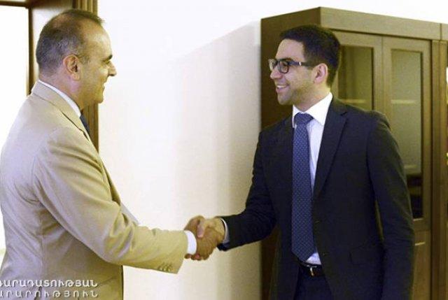 Министерство юстиции РА может рассчитывать на полную поддержку Италии