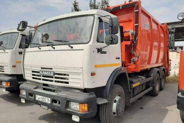 Ереван приобретает 5 санитарных, 21 многофункциональных и 10 мусороуборочных машин