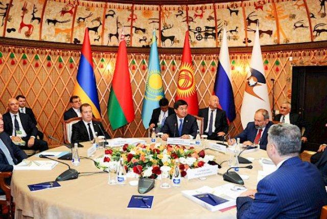 Следующее заседание межправсовета ЕАЭС пройдет в Москве