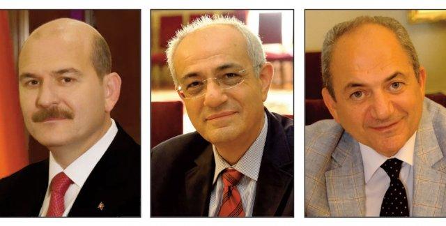 Инициативный орган по выборам Константинопольского патриарха ААЦ встретился с министром внутренних дел Турции