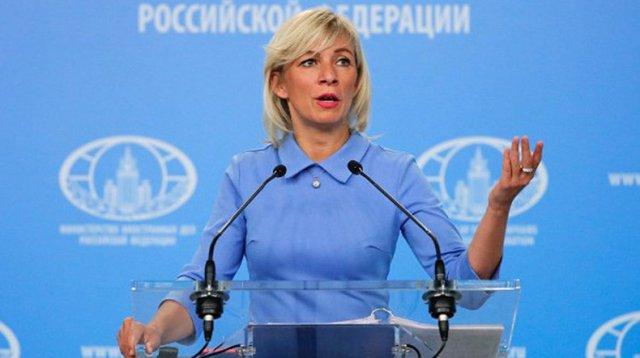 Мария Захарова: Позиция РФ по определению статуса Нагорного Карабаха путем переговоров неизменна
