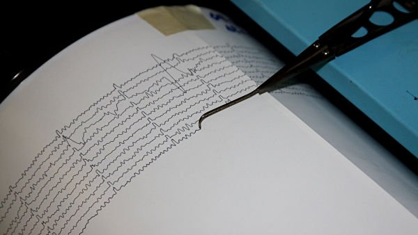 В Азербайджане произошло землетрясение магнитудой 4.9