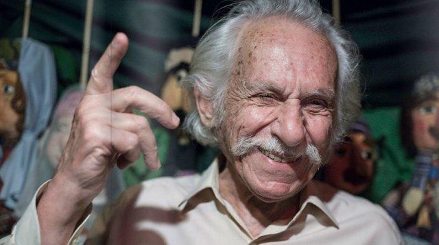 Известный армянский актер и режиссер Ерванд Манарян сегодня отмечает 95-летний юбилей