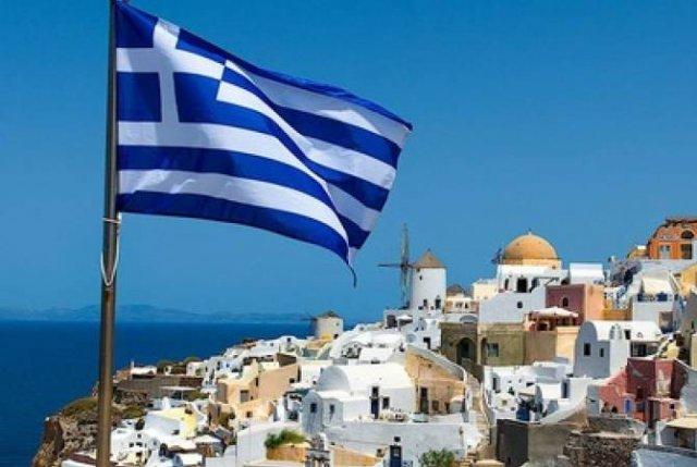 В Греции объявили высший уровень пожарной опасности