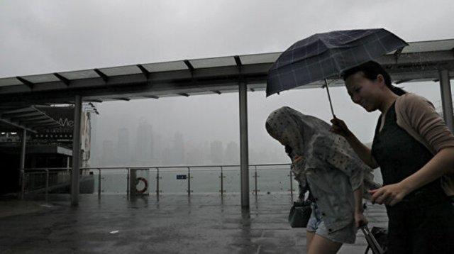 Жертвами супертайфуна «Лекима» в Китае стали 18 человек