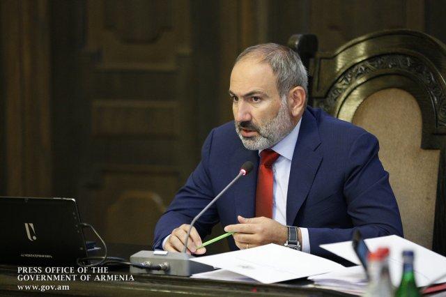 Никол Пашинян: Выплаты крупных налогоплательщиков Армении за первое полугодие 2019 года выросли на 14%