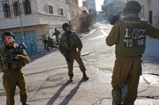 Военные Израиля застрелили четырёх палестинцев в ходе конфликта
