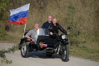 В России отреагировали на протест Киева из-за визита Путина в Крым