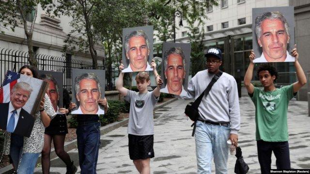 В Нью-Йорке покончил с собой миллиардер Джеффри Эпштейн