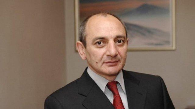 Бако Саакян – Владимиру Казимирову: В Арцахе к Вам всегда было особое отношение