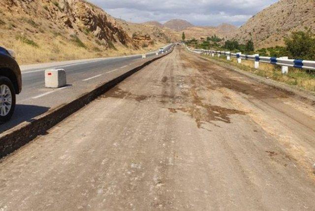 Начались работы по ремонту магистрали Ереван – Ерасх – Горис – Мегри -армяно- иранская граница