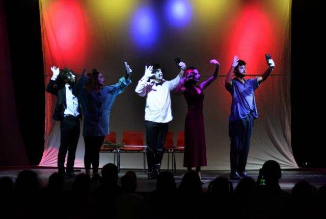 В Цахкадзоре начался VII Международный фестиваль пантомимы им. Леонида Енгибаряна