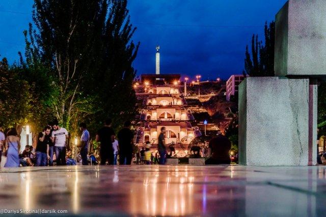 Ереван - лидер самых популярных зарубежных направлений из Москвы на лето