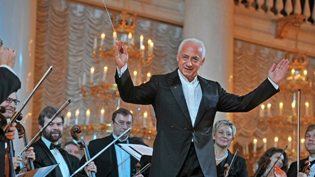 Путин наградил Спивакова орденом «За заслуги перед Отечеством» I степени