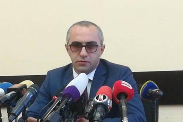 """Строительство автотаможни в Гюмри осуществит компания """"Подмосковье"""""""