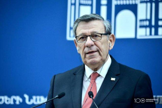 Глава МИД Уругвая исключает давление со стороны Азербайджана в вопросах, связанных с Арцахом