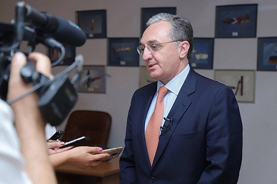 Глава МИД Армении считает диалог с США удовлетворительным