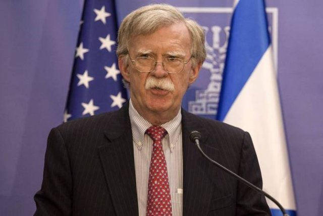 Болтон обвинил Россию в краже технологий США, связанных с созданием гиперзвукового оружия