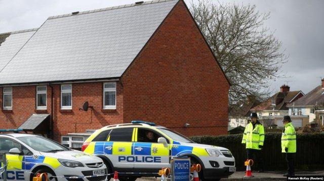 Скотленд-Ярд сообщил о четвёртом пострадавшем от «Новичка» в Солсбери