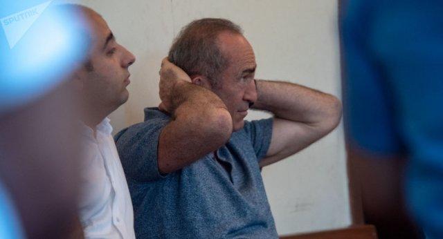 Заседание Апелляционного суда по делу Кочаряна отложено