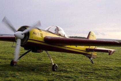 Еще один российский самолет совершил жесткую посадку