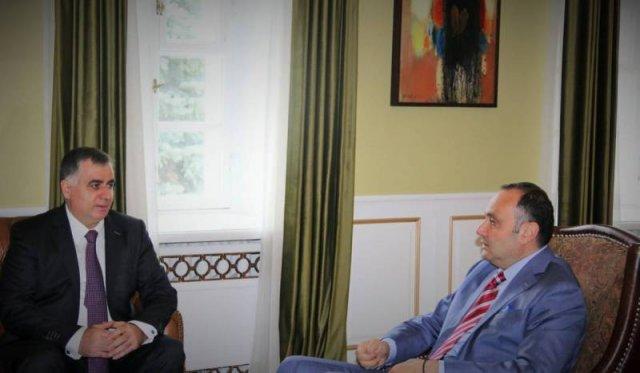 Посол Армении в РФ и глава организации ДИАЛОГ осудили распространение лживых и фальшивых материалов против государственных и общественных структур