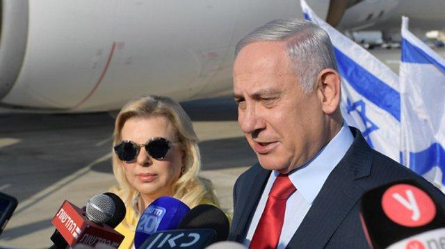 СМИ: Жена Нетаньяху отказалась попробовать украинский каравай