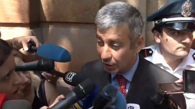 Владимир Карапетян: На данный момент не видим оснований для проведения новой экспертизы по Амулсару