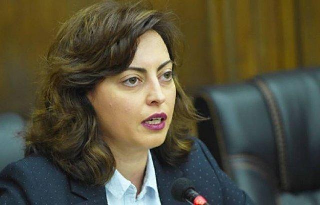 Лена Назарян сообщила подробности о встрече фракции «Мой шаг» с премьером