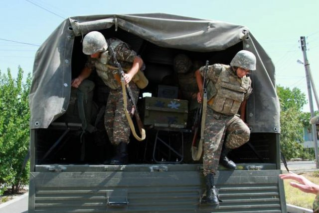 В Армии обороны Арцаха начался второй семестр армейского учебного года