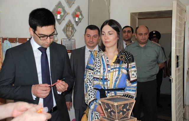 Министр юстиции встретился с пожизненно осужденными. Они рассказали о ряде проблем