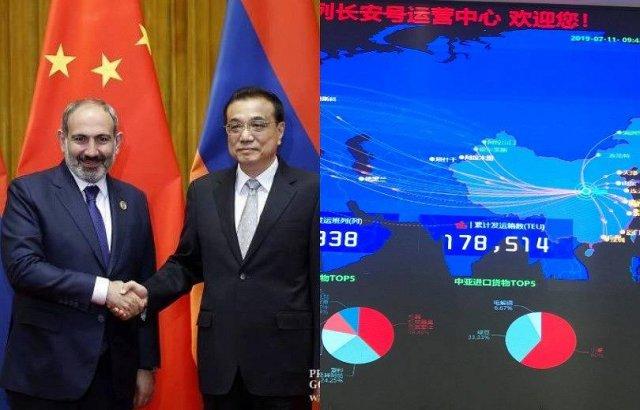 Премьеры РА и Китая договорились о широкомасштабном сотрудничестве