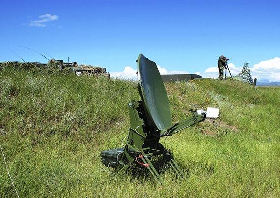 Связисты ЮВО развернули современные средства связи и организовали радиосвязь по различным каналам в горах Армении