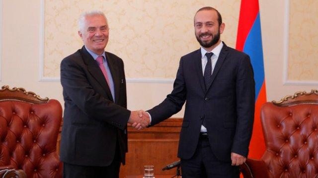 Арарат Мирзоян: ЕС является важным партнером для Армении
